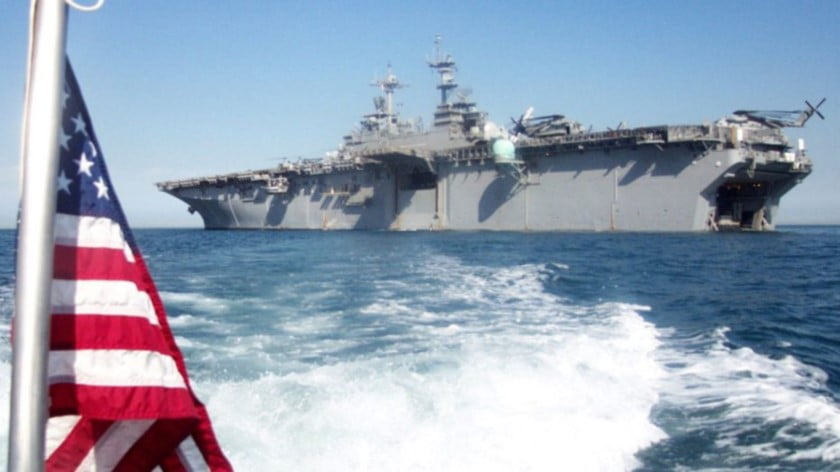 US Naval Coalition in Gulf – a Provocation Too Far