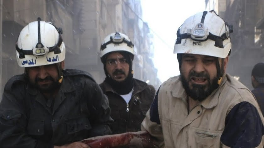West's Relations with the White Helmets have Gone Stale