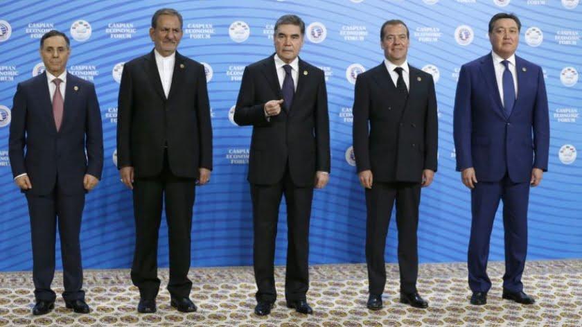 Black Sea-Caspian Sea Connectivity is the Future of Eurasian Integration