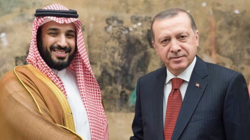 Saudi Arabia's 'Strategic Plan' to Take Turkey Down