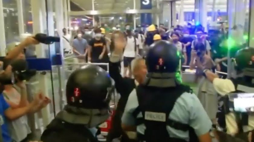 Hong Kong's Inevitable Showdown