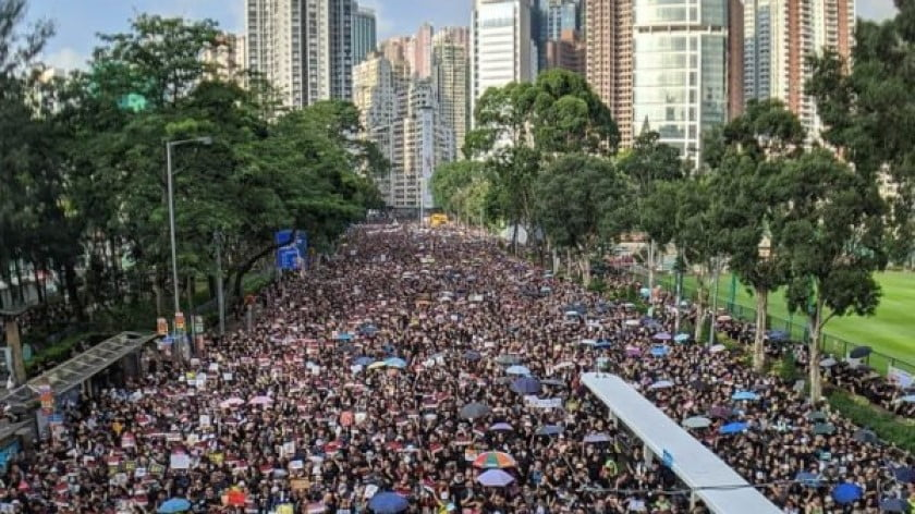 How Washington Is Meddling in the Affairs of Hong Kong