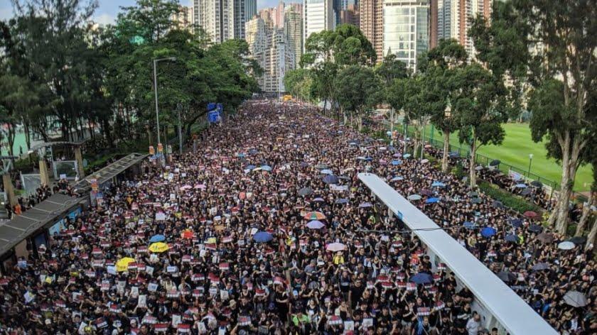 U.S.-UK Deep State Tries to Grab Hong Kong