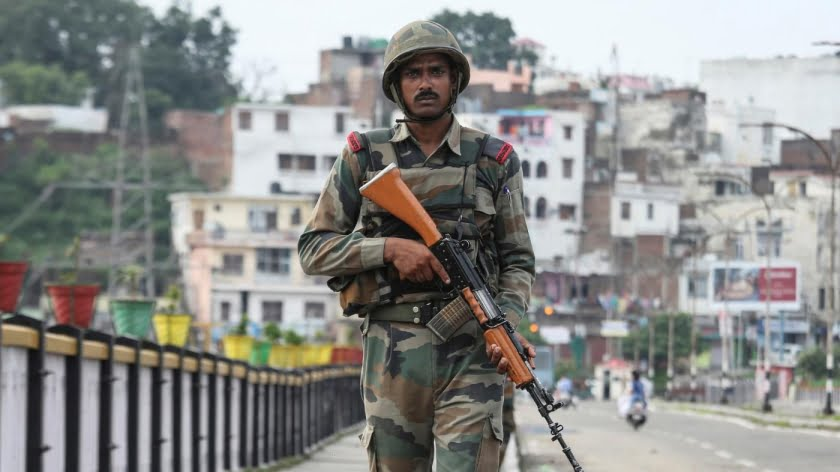 India's Annexation of Kashmir Is Straight Out of the Israeli Playbook