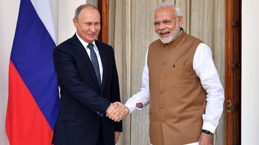 New Delhi's Man in Moscow Is Right, Russia and India Are Global Partners
