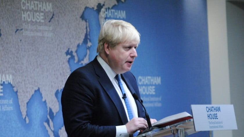 Perfidious Albion… Johnson Threatens EU With Debt Default