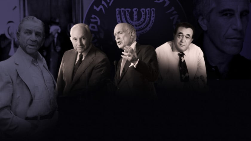 Mega Group, Maxwells and Mossad: The Spy Story at the Heart of the Jeffrey Epstein Scandal