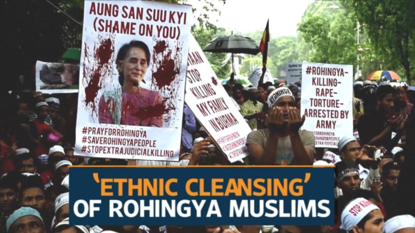 Why Don't Activists Care About the Kashmiris as Much as the Rohingyas?