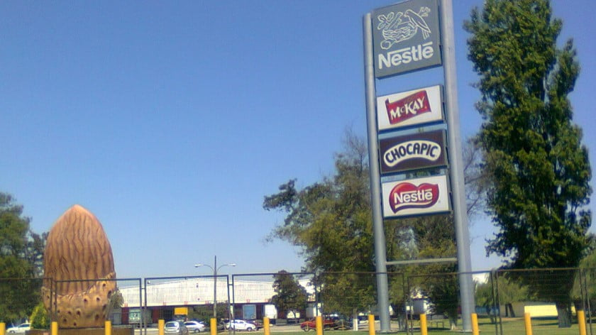 Nestlé and the Privatization of Water