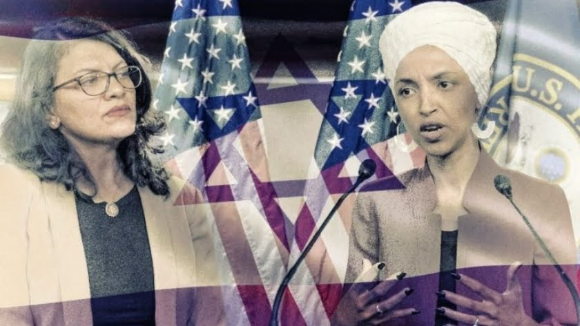 Omar, Tlaib, and the United States of Israel