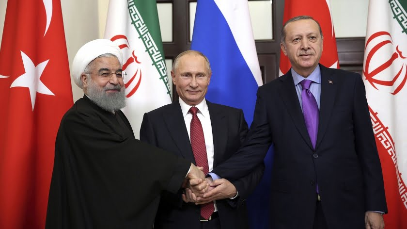 Russian Diplomacy in the Middle East