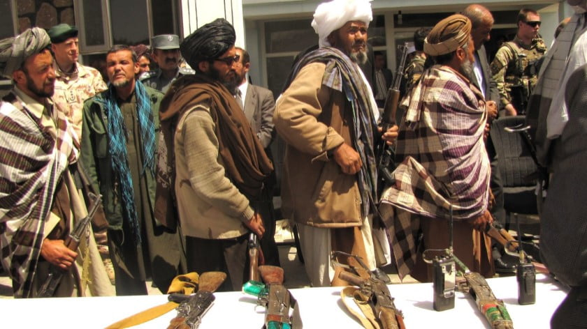Daesh Is Curiously Pursuing the Same Strategic Goal as India in Afghanistan
