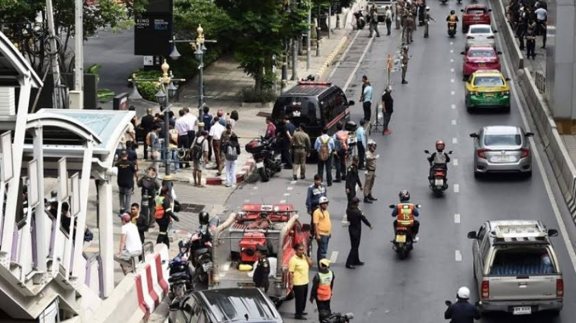 US-backed Opposition Prime Suspects in Thai Bombings