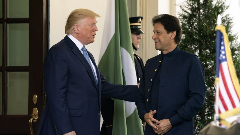Forget North Korea, It's in Kashmir Where Trump Can Win the Nobel Peace Prize