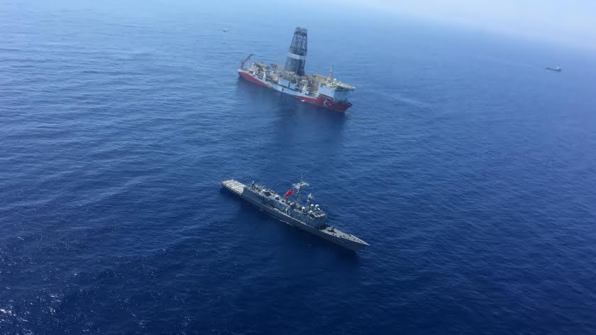 It Is in the Russian Interest That the NATO Squabble Over Eastern Med Oil Should Continue