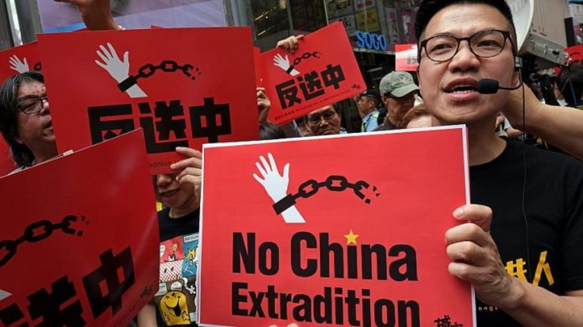 Civil Disobedience in Hong Kong or US Color Revolution Attempt?