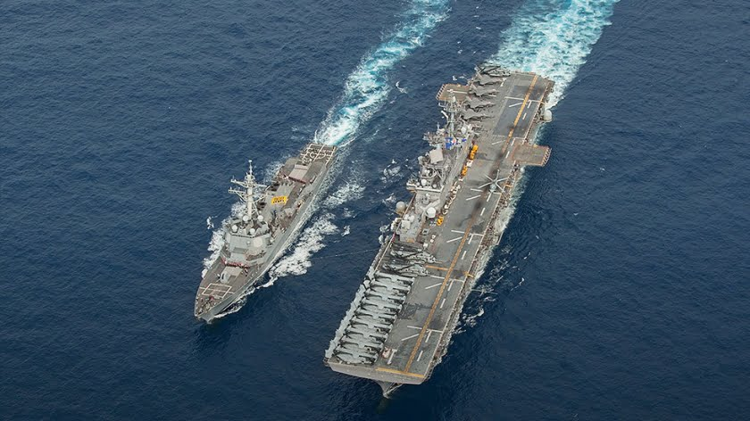 New Bases to Counter China? Indo-Pacific is New Priority Region for the US