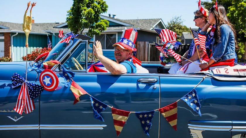No Surprise US Patriotism is Sinking; Americans at War with Themselves