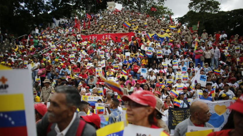 American Crimes Against Venezuela Amount to Economic Terrorism