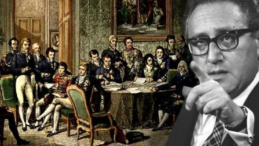 Kissinger's Adoration of the 1815 Congress of Vienna: A Master Key into Universal History