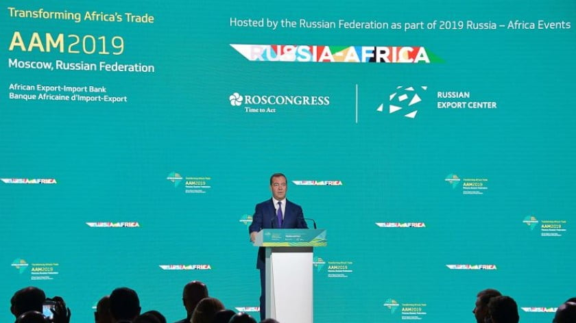 US Sanctions Threats Won't Stop Russia-Africa Security Cooperation