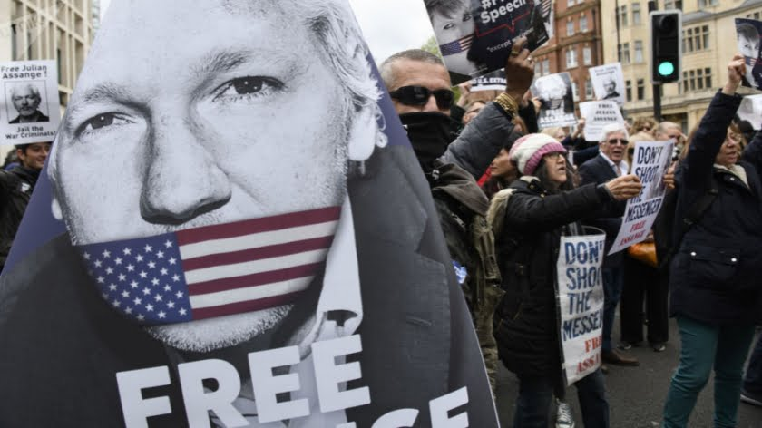 Assange: Destroyed for Truth-Telling
