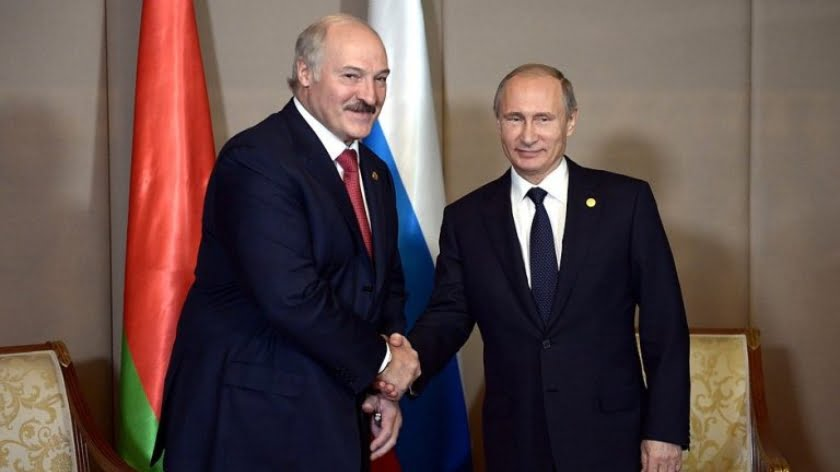 "Belarus Is Between a Rock and a Hard Place. ""Balance"" its Relations between Russia and the US"