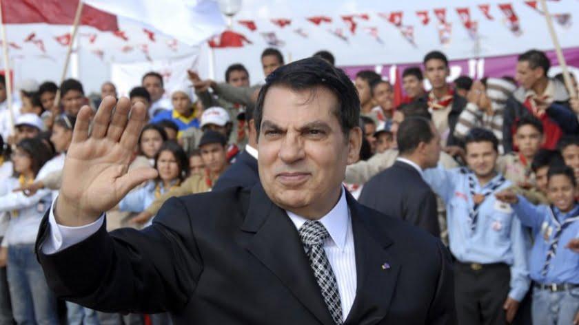 Rotten in Tunisia: The Corrupt Rule of Ben Ali