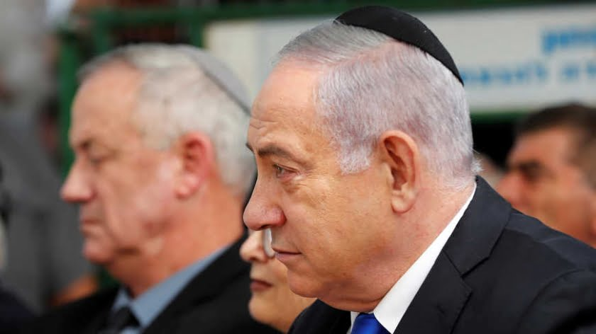 Are Netanyahu and Gantz Really So Different?