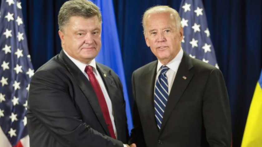 The Biden Affair in the Ukraine