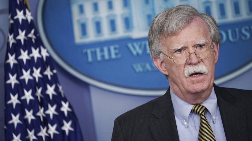Bolton's Exit Raises Odds of US-China Trade Deal