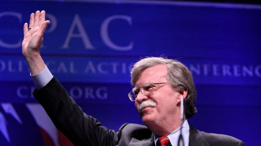 The Fall of John Bolton: Exercising Power with the Grace of a Cockroach