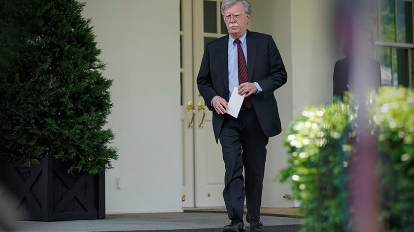 Bolton Has Left the Building – Hopefully, So Too Have His Crackpot Ideas