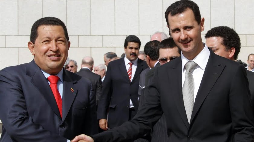 National Unity in Syria and Venezuela