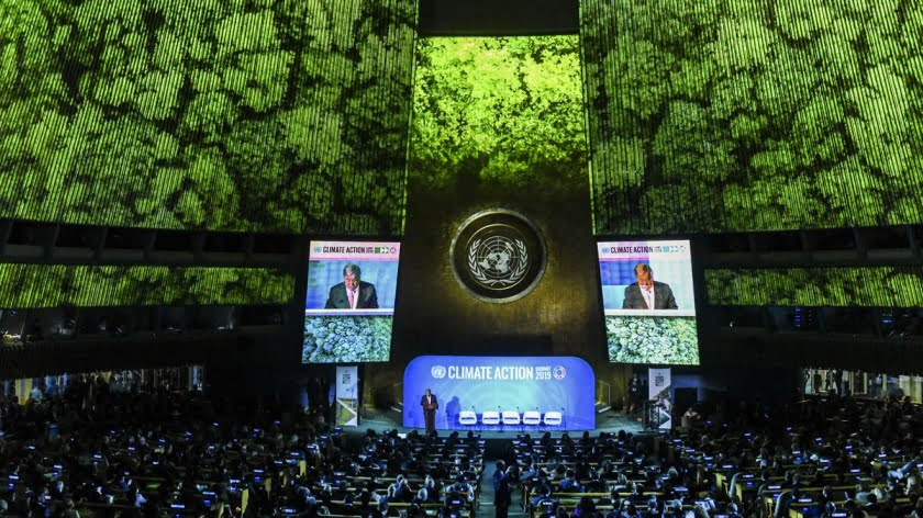Tempered Emergency: The Climate Change Summit in New York