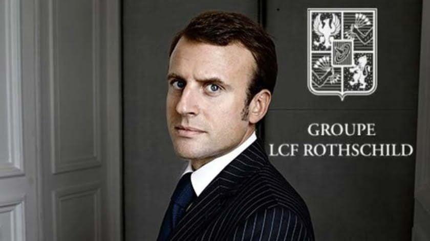 President Macron's Amazing Admission