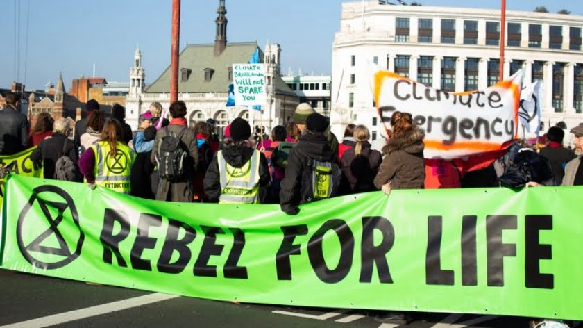 "Is the ""Extinction Rebellion"" a Scheme Cooked Up by the Alt-Establishment?"