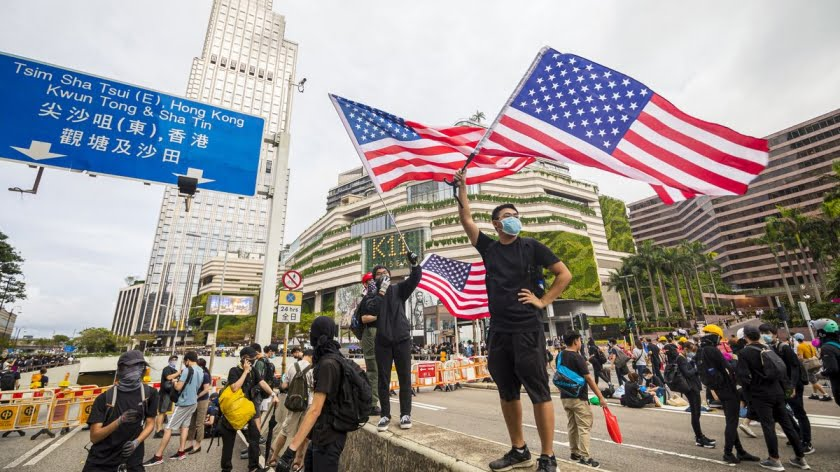 The 'Hong Kong Human Rights & Democracy Act' Will Intensify the Hybrid War on China