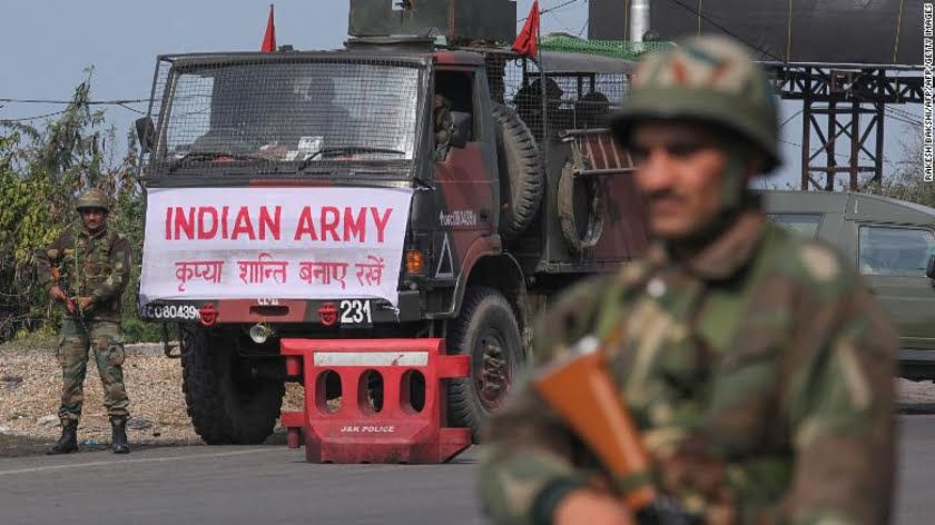"Humanitarian Crisis in Kashmir: India's ""Economic Opening"" Has ""Closed Off Kashmir"""