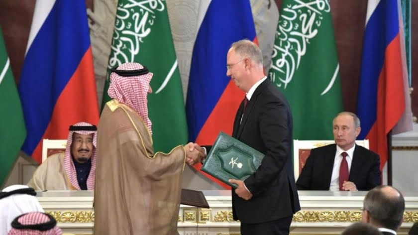 Putin's Multipolar Offer to Saudi Arabian Exceptionalism