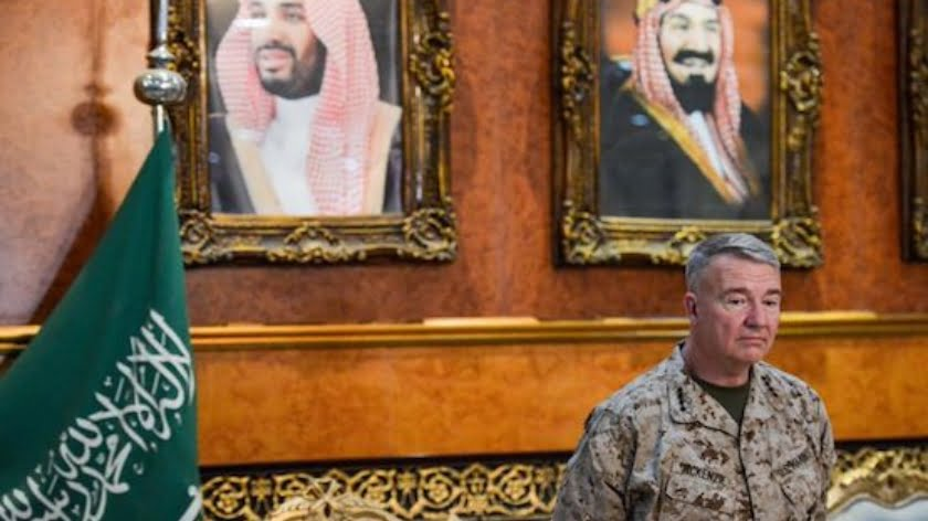 US Military Officials Who Knew Saudi Arabia Would Fail