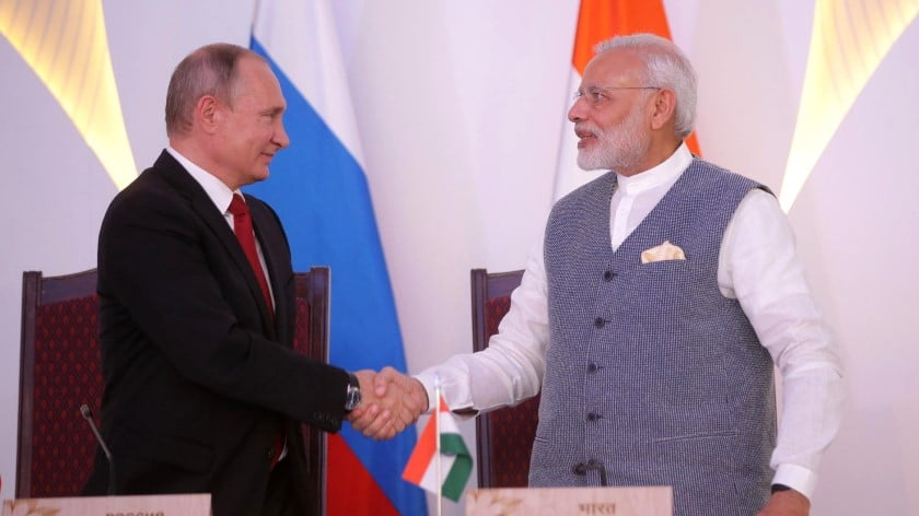 Russia's Using India to Cash In on the US' Anti-Iranian Sanctions
