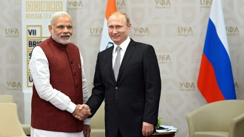 "Russia's ""Multilateral Strategic Stability"" Proposal Could Bring ""Balance"" to South Asia"
