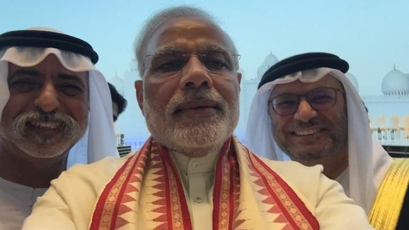It Was to be Expected That the UAE Would Side with India Over Pakistan