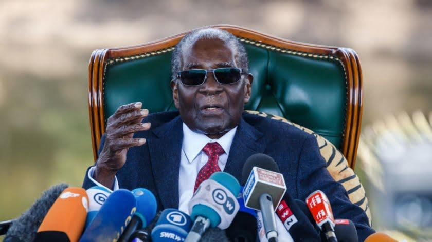 Memories of Robert Mugabe's Zimbabwe
