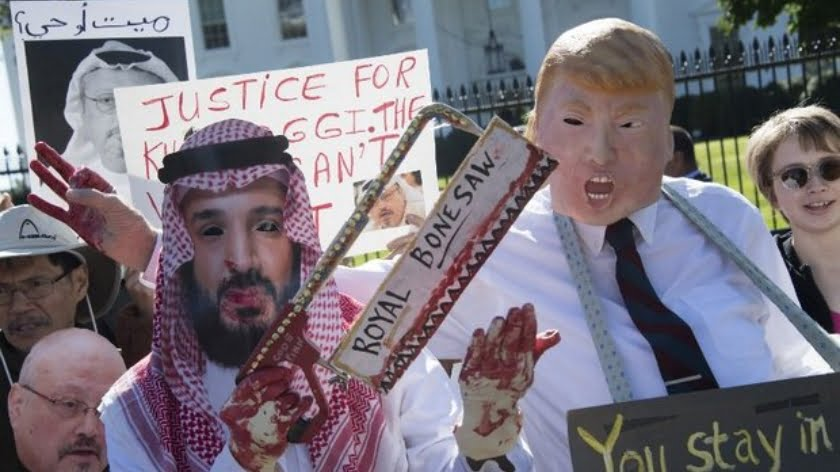 Just How Swampy Are U.S-Saudi Arms Deals?
