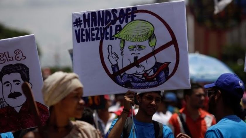 Trump Regime Training Paramilitaries to Attack Venezuela?