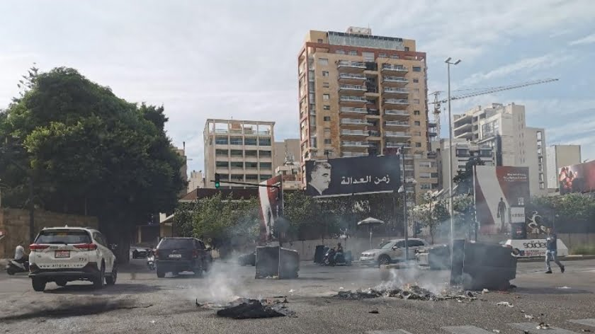 Beirut is Burning: Rebellion Against the Elites has Commenced