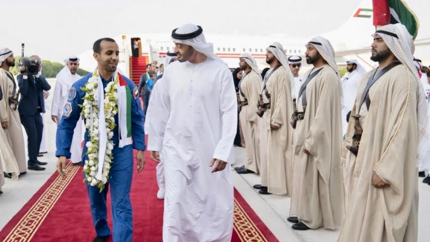 UAE's Secret Mission to Iran