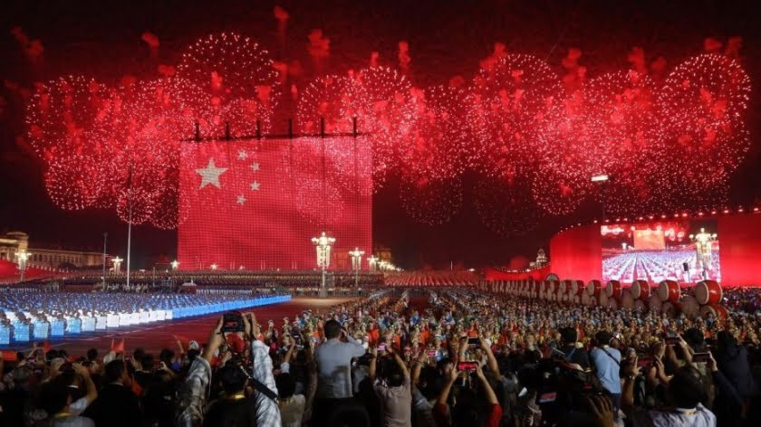 Making China Great Again